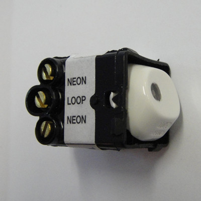 CLI302NM clipsal 2 way rocker with neon indicator switch mech clipsal surge protector wiring diagram at soozxer.org