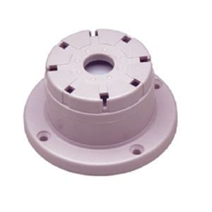 piezo screamer top hat style white s3807