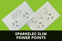 SPARKELEC SLIM POWER POINTS
