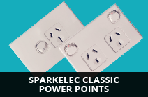 SPARKELEC CLASSIC Power Points