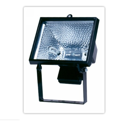 Cla 240v 150w halogen flood light fitting