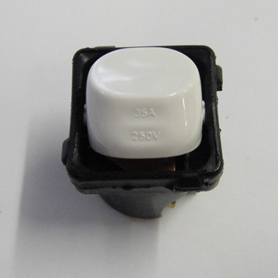 Clipsal 35amp switch mech - white