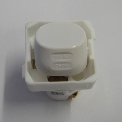 Clipsal 20amp switch mech universal loads - white 30usm