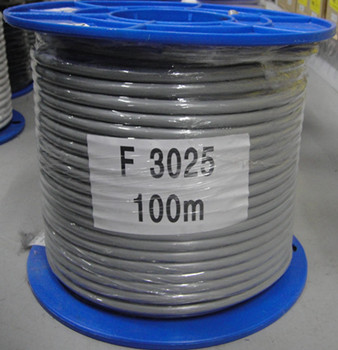 Electra flex cable 2.5mm 2 core + earth - grey 100m