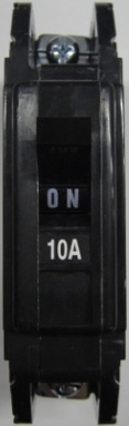 Nhp safe-t 1 pole 25 amp circuit breaker