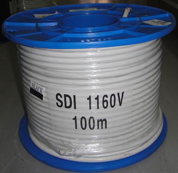 16mm sdi - black 100 metres electra