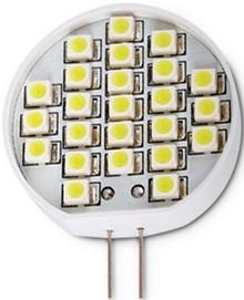 1.5w g4 led bi-pin lamp 12v 3000k warm white - g4led15/ww