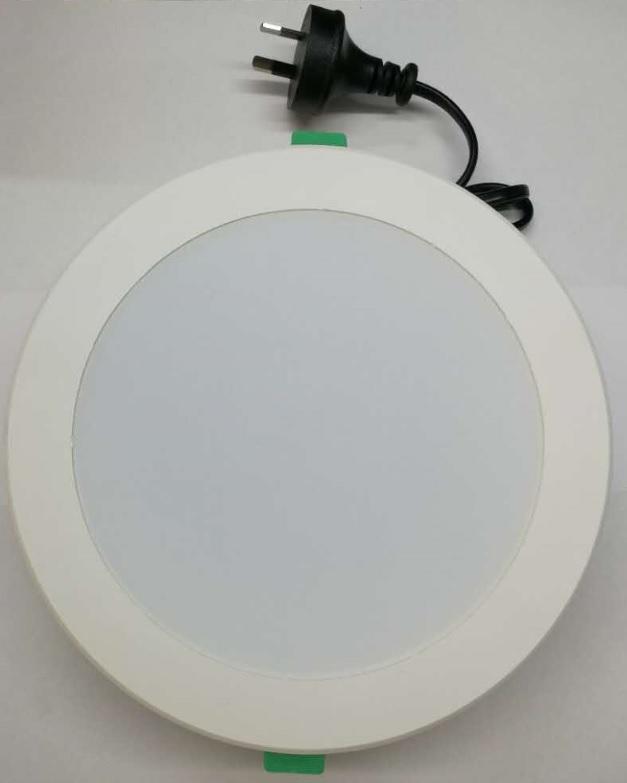 Economy 20w 150-180mm cutout downlight 5000k daylight - sdl20weco-dl