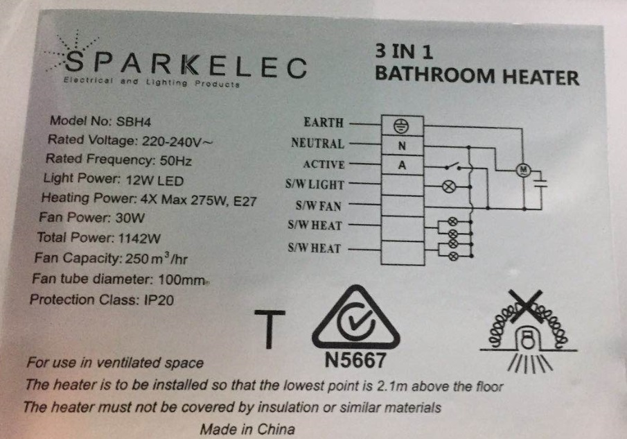 Exhaust Fan Wiring Diagram Australia from agmelectrical.com.au