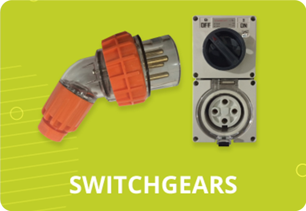 IP66 Rated Industrial Switchgear