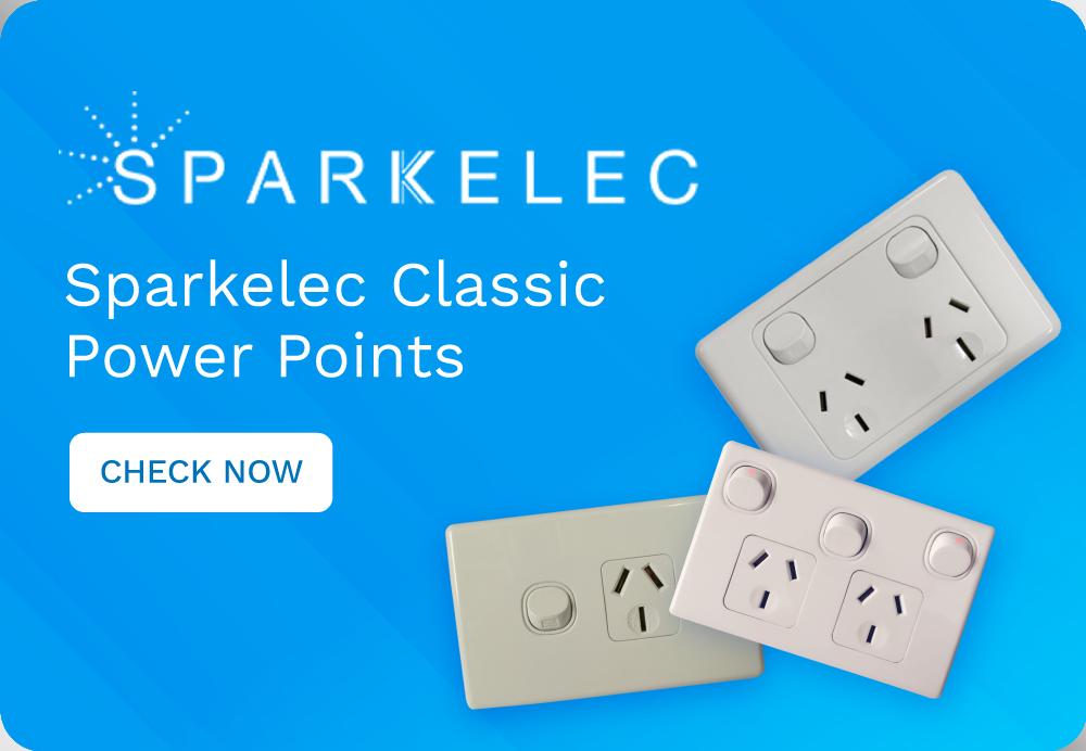Sparkelec Classic Power Points