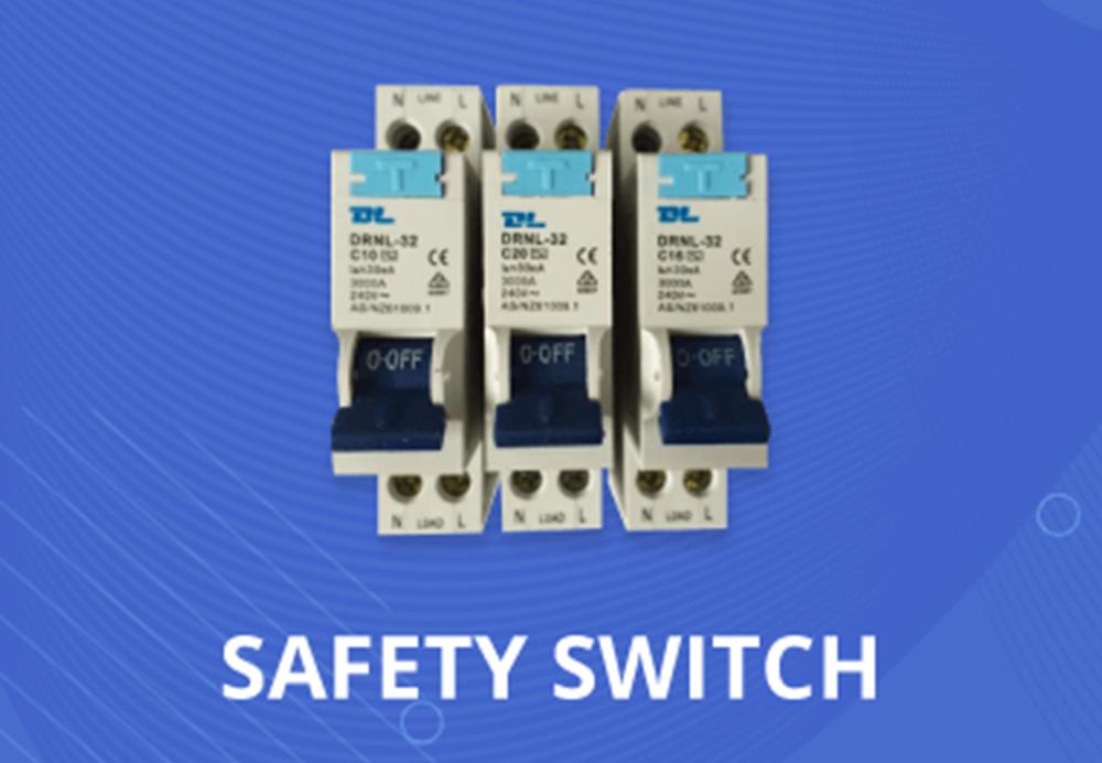 4.5kA & 6kA RCBO Safety Switch - 1P & 3 POLE (FACTORY DIRECT PRICING!)