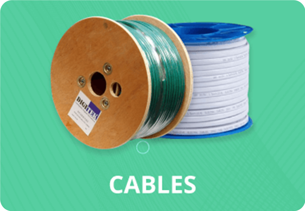 Cable & Cable Clips & Cable Ties & Joiners